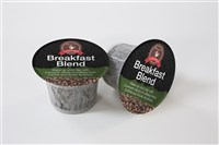 Single Serve Cups: Breakfast Blend - Breakfast Blend Cups