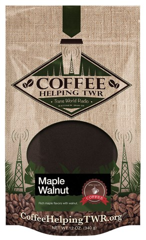 12oz. Bag: Maple Walnut