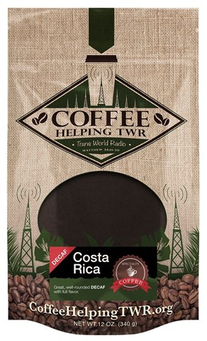 12oz. Bag: Costa Rica Decaf