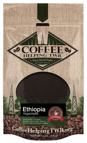 12oz. Bag: Ethiopia Yirgacheffe Dark Roast