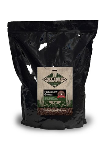 5lb. Bag: Papua New Guinea