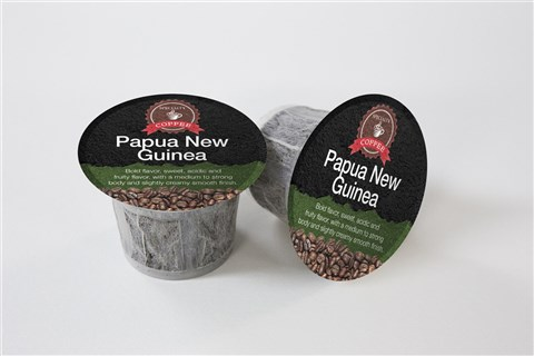 Single Serve Cups: Papua New Guinea