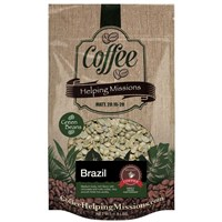 Green Beans 1.5lb Bag: Brazil Decaf - Green Beans 1.5lb Bag: Brazil Decaf