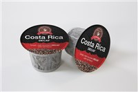 Single Serve Cups: Costa Rica Decaf - Costa Rica Decaf Cups
