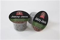 Single Serve Cups: Jazzy Java - Jazzy Java Cups